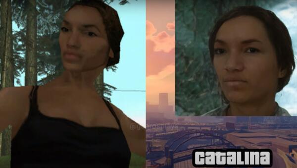 Нейросеть делает из героев GTA реальных людей. СиДжей стал красавчиком, а Клод суровым соседом по дому