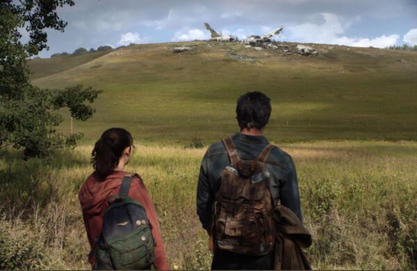 Почему герои The Last of Us покоряют Россию и идут в Мордор. Кадр из сериала стал жертвой мемоделов
