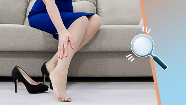 Как отличить варикоз от простой усталости в ногах. 5 признаков