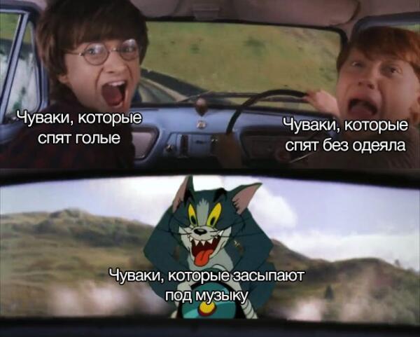 вернули мему про Тома актуальность