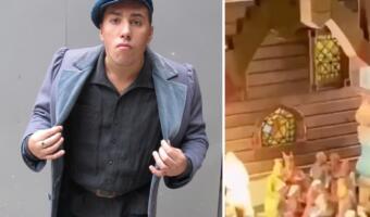 Актёры и пользователи Сети гадают, кто виноват в гибели Евгения Кулеша. Трагедия или ошибка артиста?