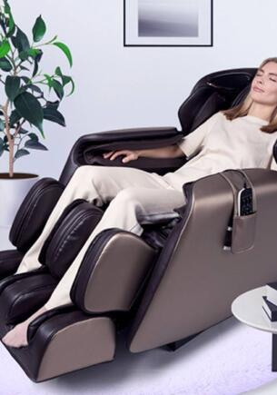 Личный массажист у тебя дома. Что умеют современные массажные кресла и стоит ли их покупать