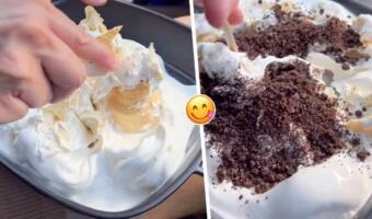 Как из мороженого в рожке из «Макдоналдса» сделать «Макфлури». Бюджетный лайфхак от хитрого блогера