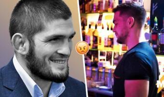 Хабиба Нурмагомедова осудили за шутку о Коноре Макгрегоре и избитом Романе Ковалёве. Неэтичный панч?