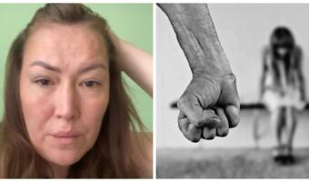 Россиянка на видео показала сюрприз от мужа, а зрители увидели абьюз. Романтично извинился за побои