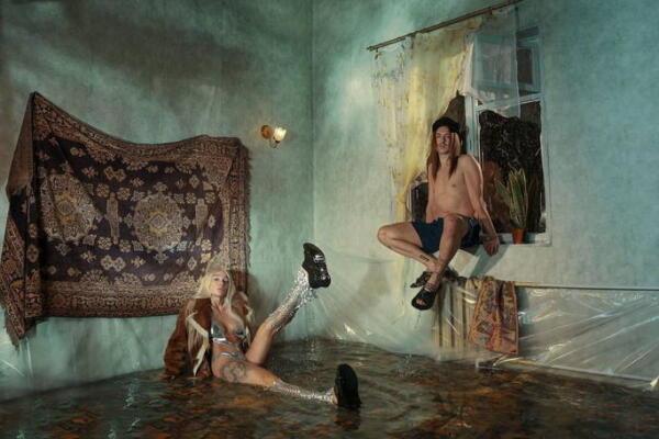 Новые фото Ивлеевой и Томми Кэш. Поклонники думают, что блогерша нашла замену Элджею