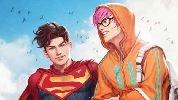 Поклонники комиксов DC атаковали соцсети компании из-за новости о бисексуальности сына Супермена