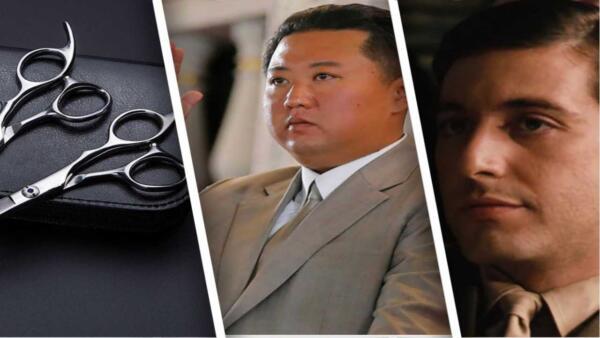 Ким Чен Ын сменил причёску и попал не в модный приговор, а в шутки. Теперь он Аль Пачино на максималках