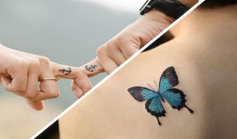 Встречаться с девушкой с татуировкой — ошибка? В Сети гневно спорят о рисунках на теле и отношениях