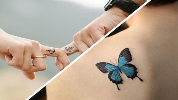 Встречаться с девушкой с татуировкой -- ошибка? В Сети гневно спорят о рисунках на теле и отношениях