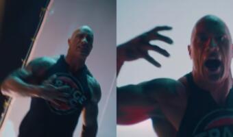 «Музыка — не твоё». Смелый рэп-дебют Дуэйна Джонсона с Tech N9ne попал под троллинг меломанов