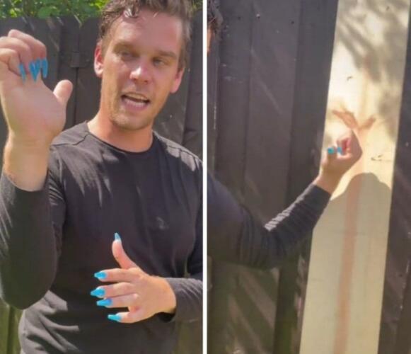 Ветеран с длинными ногтями учит девушек, как сделать больно нападающему, а не себе. Самозащита на стиле