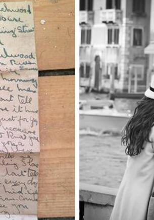 Семья нашла в доме старинное письмо. Его текст кричит о страданиях любовника, жаждущего тайных встреч