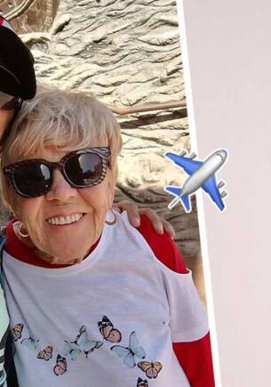 Бабушка заполучила молодого мужа, но боится умереть до встречи с ним. Только пенсия и страсть