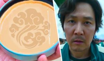 Зрители «Игры в кальмара» превратили «Сахарные соты» в мем. Вирусная конфета как символ любви к k-pop