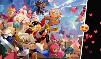 Как геймеры романтизируют печеньки из игры Cookie Run: Kingdom. Персонажи попали в арты про любовь