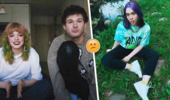 Фанаты злы на экс-парня блогерши Анастасиз Лёшу Внемого. Новая девушка нужна, чтобы задеть старую?