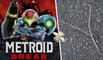 Игру Metroid Dread высмеяли в мемах за высокую цену. Зачем покупать, если смотреть в стену бесценно