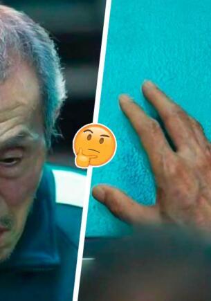 Старик из «Игры в кальмара» превратился в мем о сложном выборе. Слишком долго не мог нажать кнопку