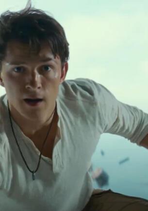 За что ругают Тома Холланда после трейлера Uncharted. Никаких эмоций и образ Человека-паука