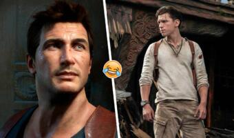 Геймеры высмеяли русское название экранизации игры Uncharted. Трудности перевода в забавном тренде