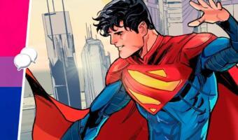 Фанаты бунтуют против бисексуального Супермена. Вооют с DC возмущёнными комментариями в инстаграме