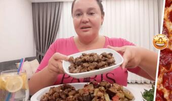 Как Инна Судакова стала королевой мукбанга. Любовь к еде и гедонизм сделали её мем-иконой в рунете