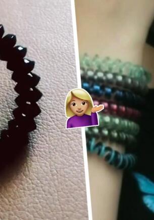 Что значит резинка для волос на руке парня? Так девушки «помечают» потенциальных бойфрендов