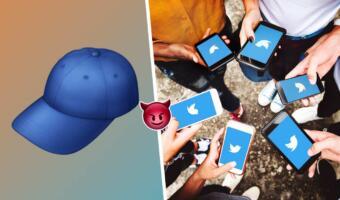 Что значит эмодзи «синяя кепка»? В Сети придумали способ завуалированно оскорбить собеседника