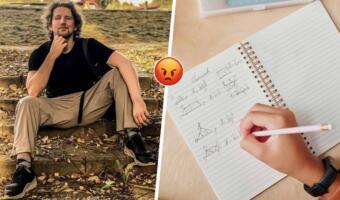 Что не так с учителем, уволенным из московской школы из-за БДСМ-фото. Математик учил в Сети абьюзу