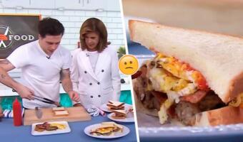 Бруклин Бекхэм сделал такой неаппетитный бутерброд, что гурманы смеются и выписывают его из кулинаров