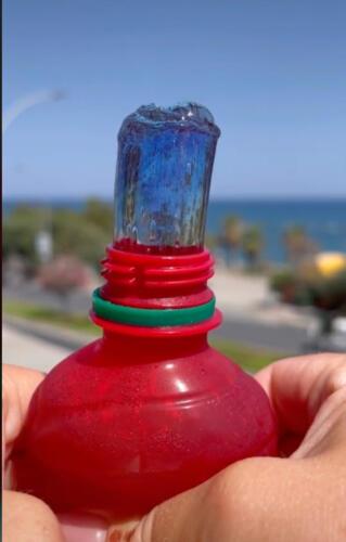 Как сделать съедобный слайм в бутылке в домашних условиях. Рецепт липкого угощения для ленивых