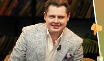 Евгений Понасенков обиделся на шутки в шоу «ЧБД» и растерял любовь зрителей. Из Маэстро в зануду